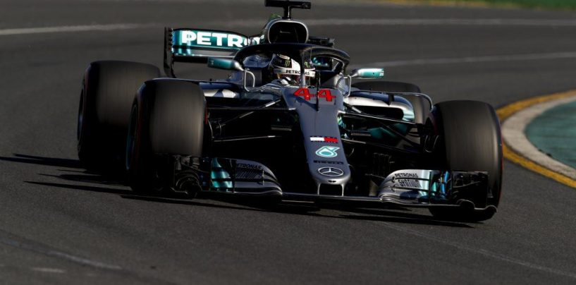 "<span class=""entry-title-primary"">F1 | GP Australia: Hamilton pole stratosferica, Raikkonen 2° davanti a Vettel</span> <span class=""entry-subtitle"">L'inglese strapazza tutti all'ultimo giro, Bottas a muro ad inizio Q3. Verstappen 4°, bene le Haas</span>"