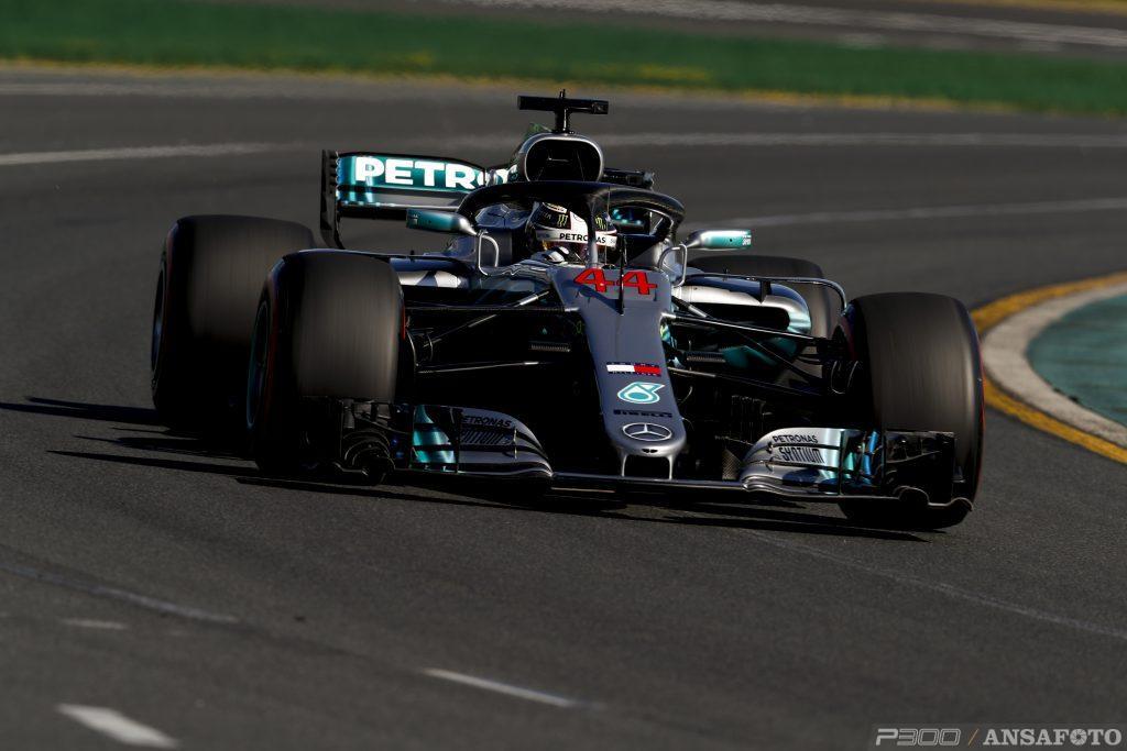 F1 | GP Australia: Hamilton pole stratosferica, Raikkonen 2° davanti a Vettel
