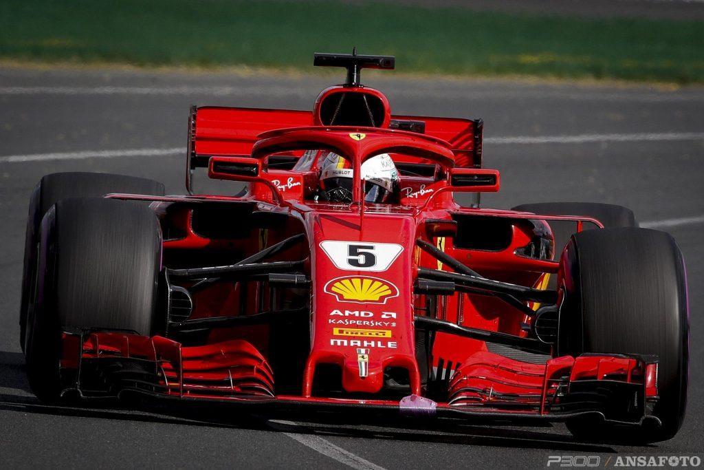 F1 | GP Australia: Sebastian Vettel vince di strategia (e fortuna) su Hamilton e Raikkonen!