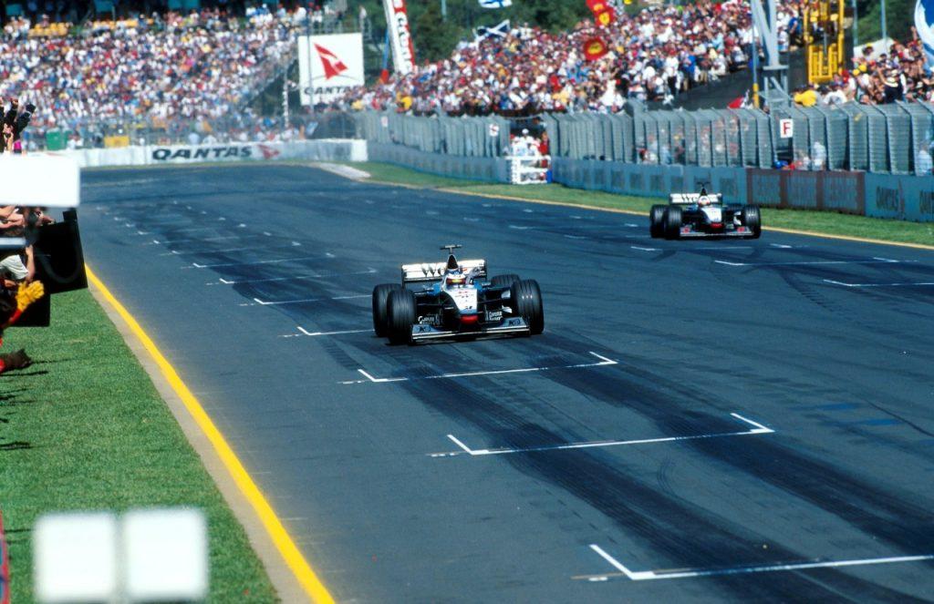 Melbourne 1998: il dominio della McLaren-Mercedes