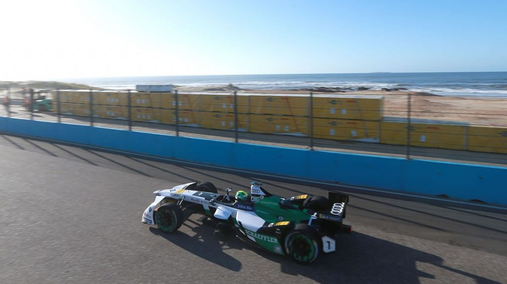Formula E | Punta del Este: prima pole Audi con Lucas di Grassi
