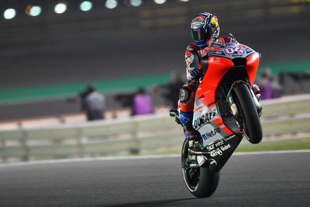 Motomondiale | GP Qatar, prove libere: a Dovizioso entrambe le sessioni, due Suzuki in top five