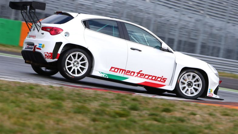 WTCR | Fabrizio Giovanardi torna al volante dell'Alfa!