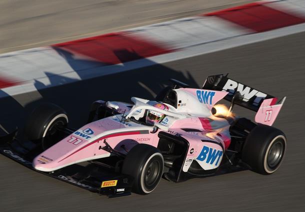 F2   Günther si prende l'ultima parola nei test del Bahrain