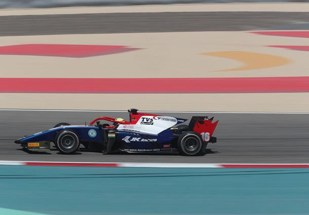 F2 | Trident Racing domina la seconda giornata di test in Bahrain