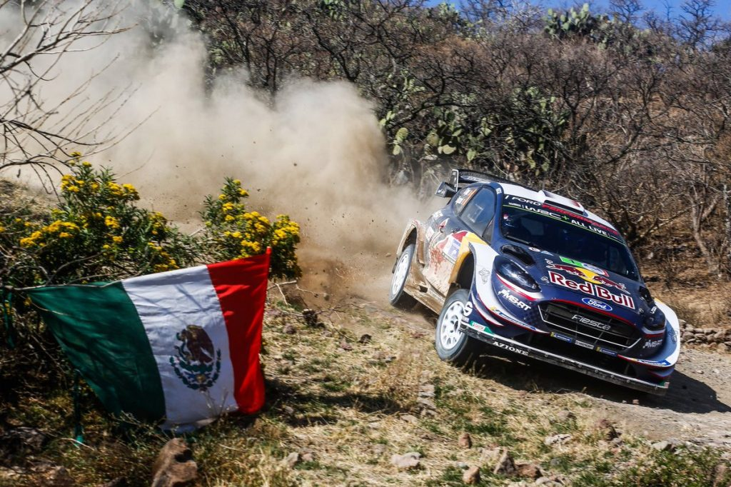 WRC | Messico: Ogier perde i punti della Power Stage
