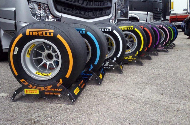 F1 | Pirelli rivela il calendario dei test sui pneumatici 2019