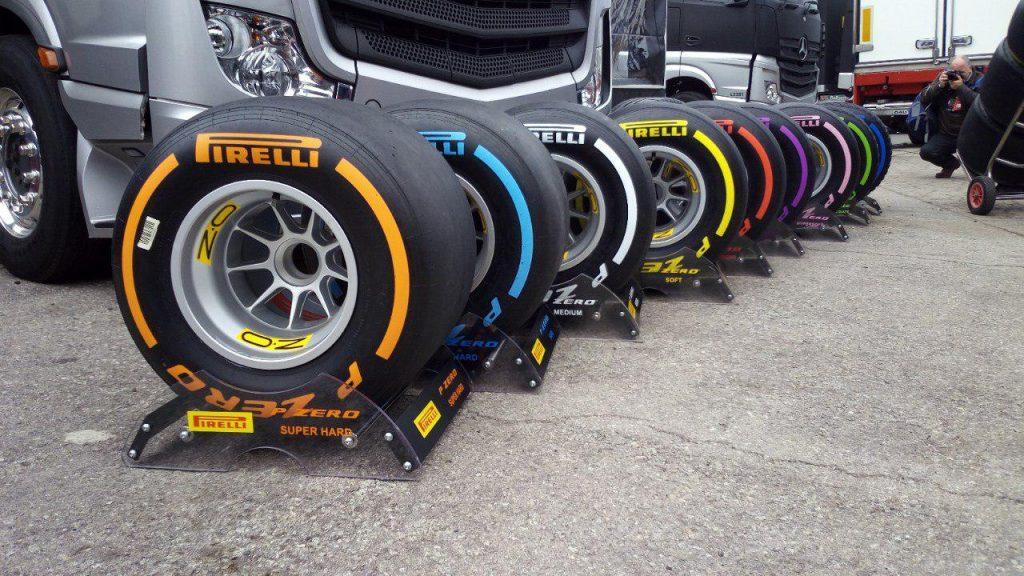 F1 | La Pirelli annuncia le mescole per le prime quattro gare del 2019