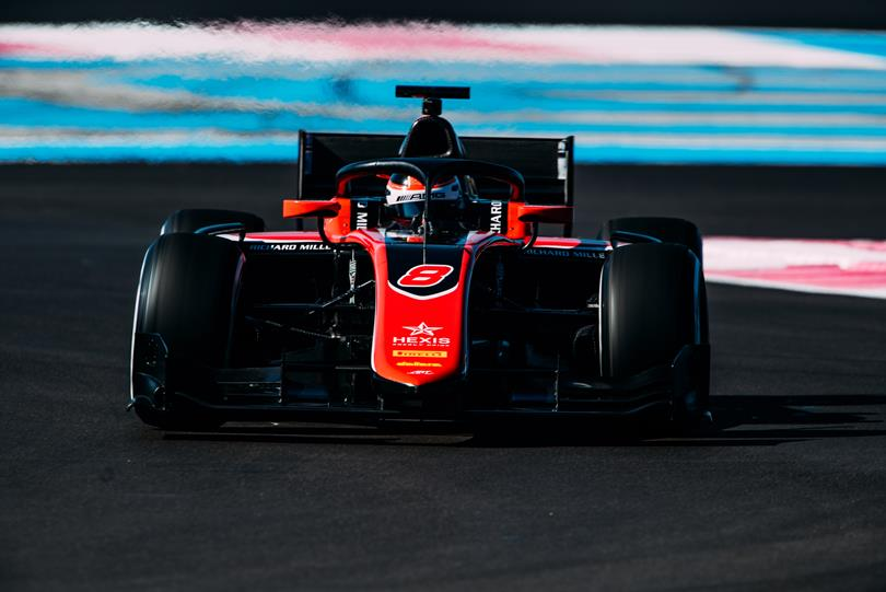 F2 | Norris chiude i test francesi al comando, Russell leader nell'ultima giornata