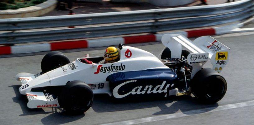 "<span class=""entry-title-primary"">F1 | All'asta la Toleman usata da Ayrton Senna a Monaco '84</span> <span class=""entry-subtitle"">La TG184-2 è la monoposto con cui Ayrton rivelò al mondo il suo talento</span>"