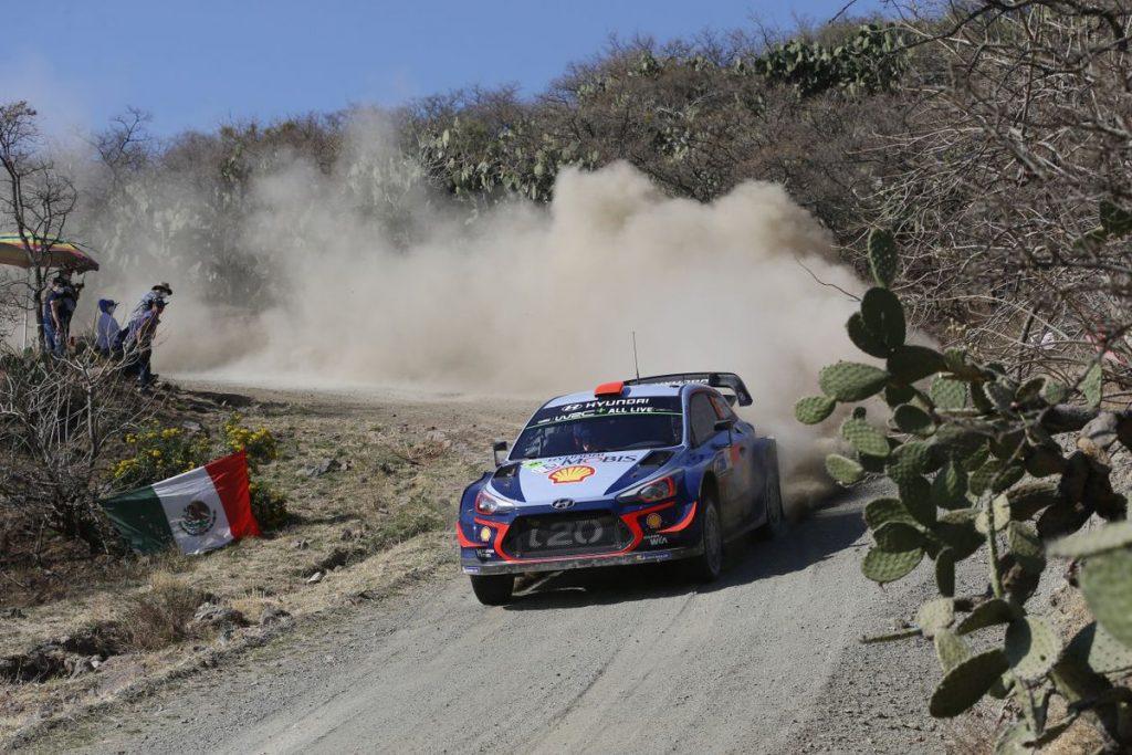 WRC | Messico: Sordo detta il passo, Loeb terzo