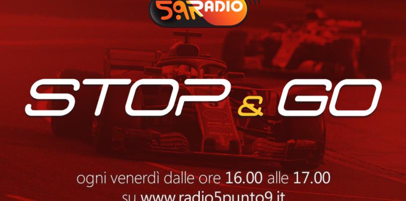 """<span class=""""entry-title-primary"""">""""Stop&Go"""" live venerdì 6 aprile alle ore 16.00 su Radio 5.9</span> <span class=""""entry-subtitle"""">La trasmissione di P300 in diretta fino alle 17</span>"""