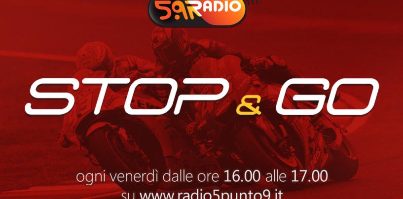 """<span class=""""entry-title-primary"""">""""Stop&Go"""" live venerdì 20 aprile alle ore 16.00 su Radio 5.9</span> <span class=""""entry-subtitle"""">La trasmissione di P300 in diretta fino alle 17</span>"""