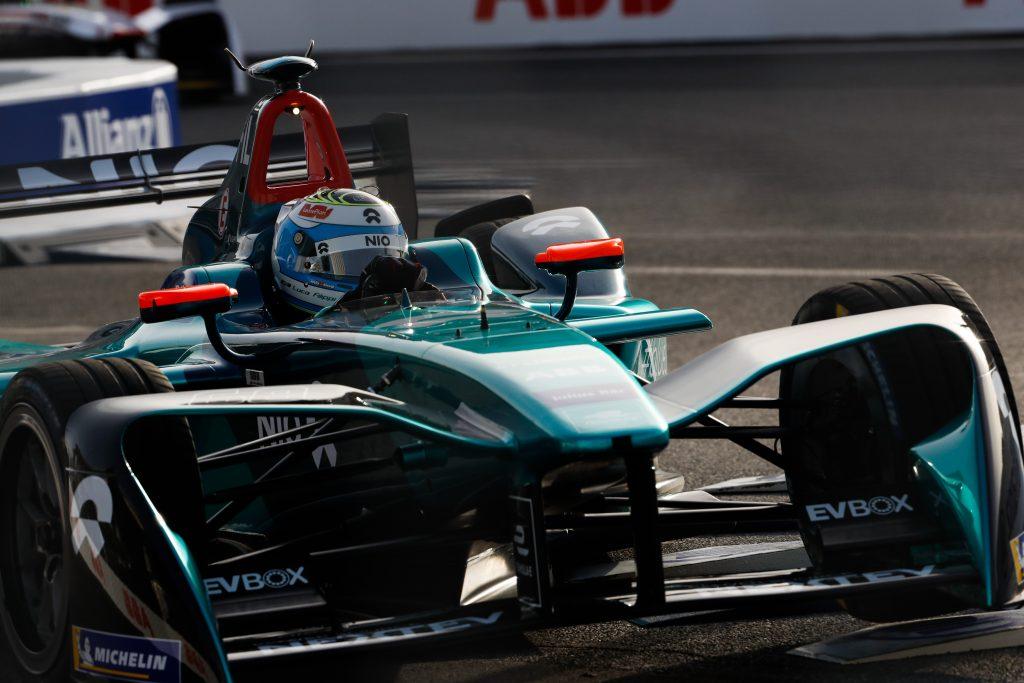 Formula E   Luca Filippi salterà l'appuntamento di Parigi
