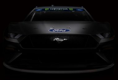 NASCAR | Ford introduce la Mustang in Cup Series nel 2019