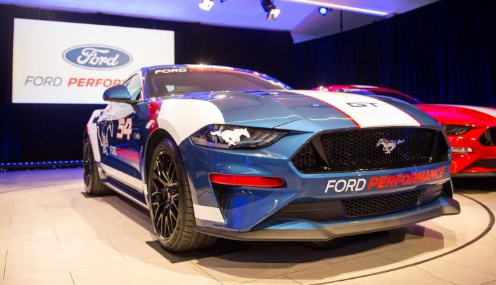 NASCAR | Ford introduce la Mustang in Cup Series nel 2019 1