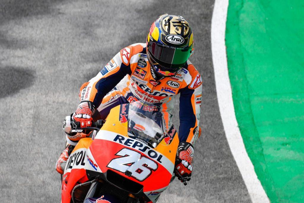 MotoGP | Infortunio per Daniel Pedrosa in Argentina