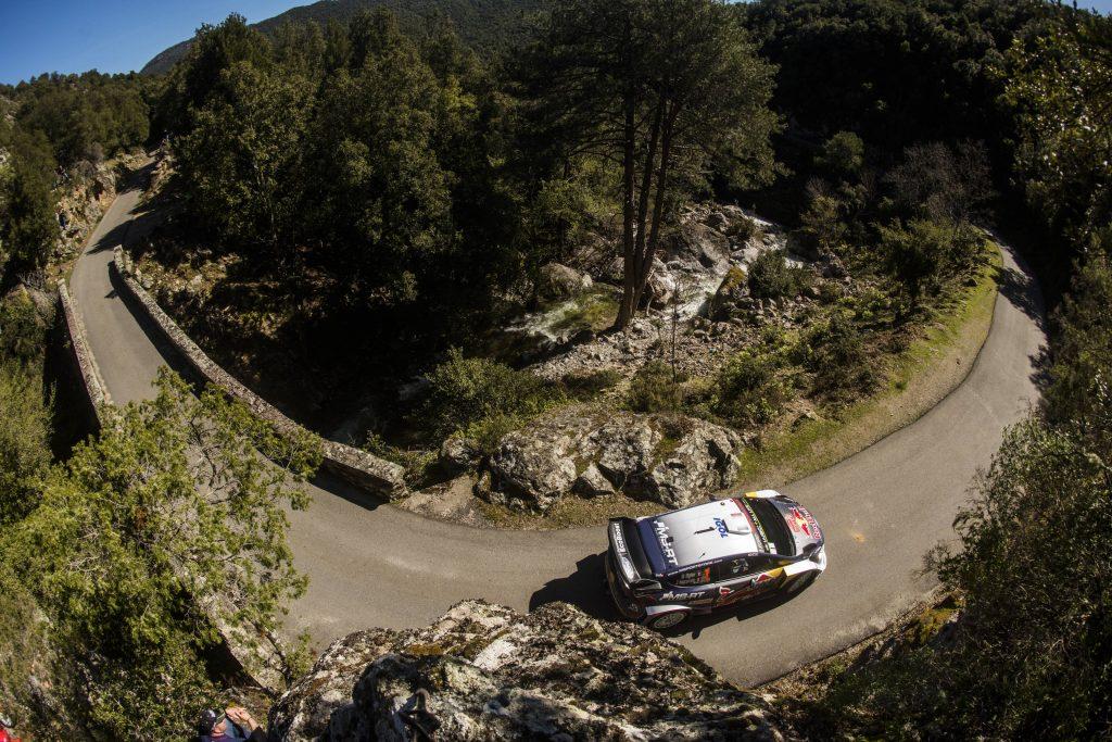 WRC | Corsica: Ogier controlla, la lotta per la seconda posizione si infiamma