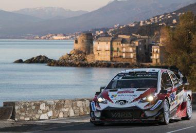 WRC | Corsica: Tänak guadagna la seconda posizione, Meeke out