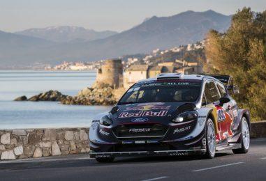 WRC | Corsica: Sébastien Ogier mette la terza e allunga in classifica