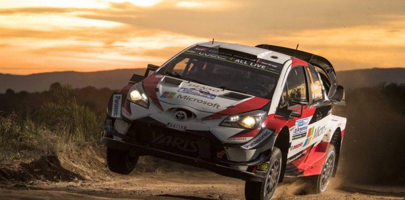 "<span class=""entry-title-primary"">WRC | Argentina: Tänak si invola, Neuville sale al terzo posto</span> <span class=""entry-subtitle"">Mikkelsen, rallentato da una foratura, perde posizioni. Ogier è quinto</span>"