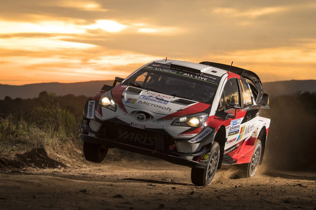 WRC   Argentina: Tänak si invola, Neuville sale al terzo posto