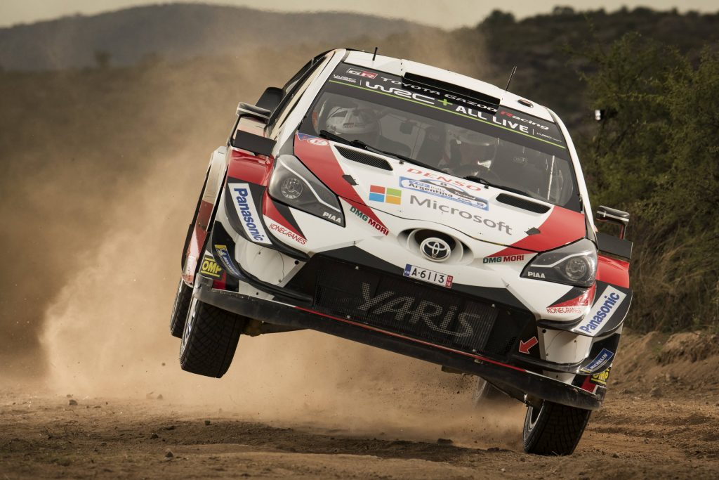 WRC | Argentina: Tänak leader nonostante un testacoda, classifica molto corta