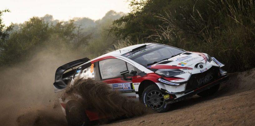 "<span class=""entry-title-primary"">WRC | Argentina: Tänak continua a dominare, Citroën a fondo</span> <span class=""entry-subtitle"">Incidente per Breen, foratura per Meeke. Neuville secondo, Ogier quarto</span>"
