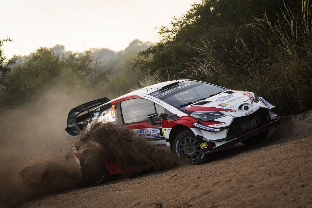 WRC   Argentina: Tänak continua a dominare, Citroën a fondo