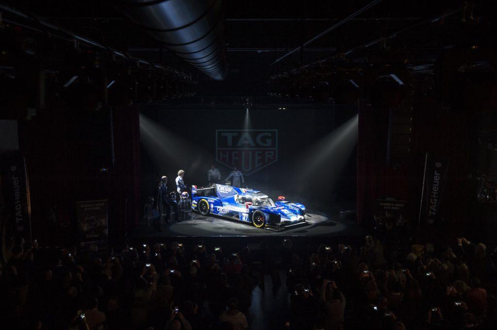 Svelata la Dallara P217 #47 del Cetilar Villorba Corse 3