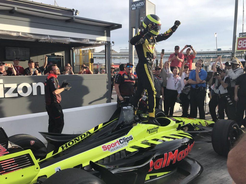 Indycar | GP Phoenix: Pole position per Bourdais
