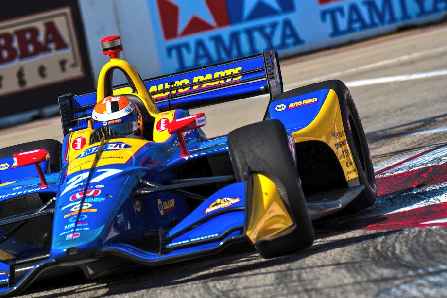 Indycar   GP Long Beach: Rossi incontenibile, la pole è sua