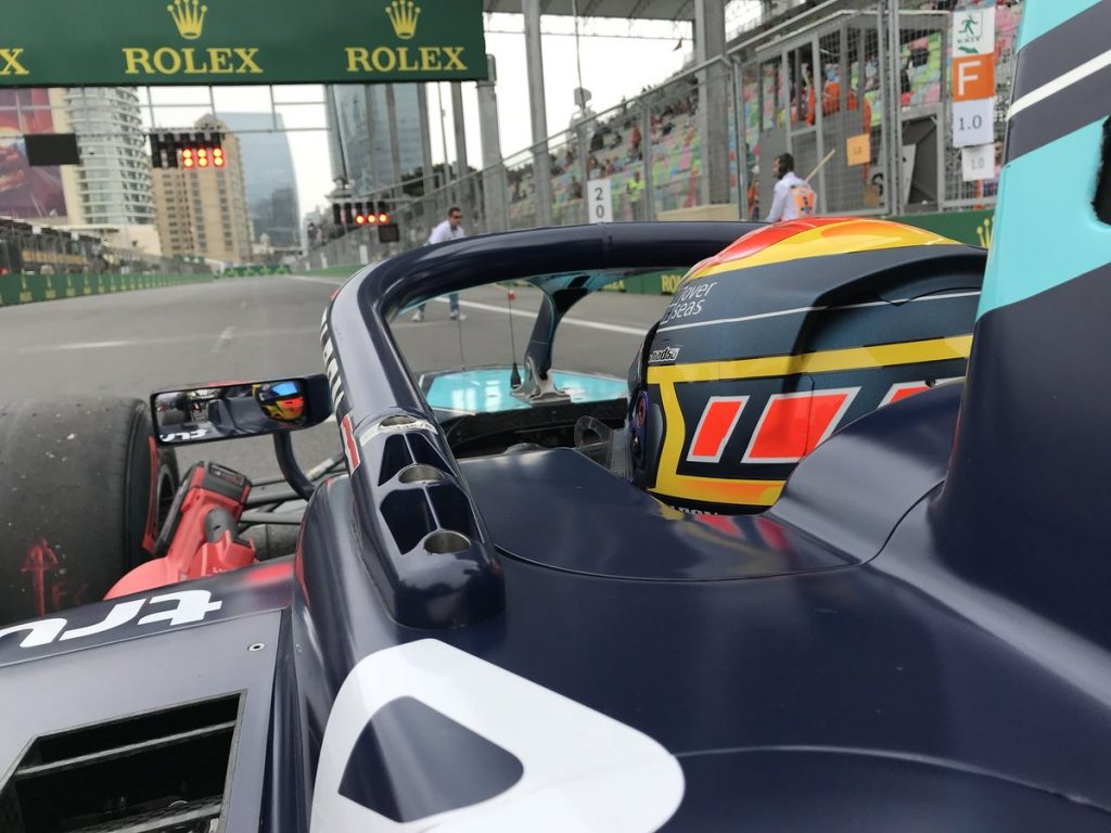 F2 | GP Azerbaijan: Albon vince un'incredibile gara-1
