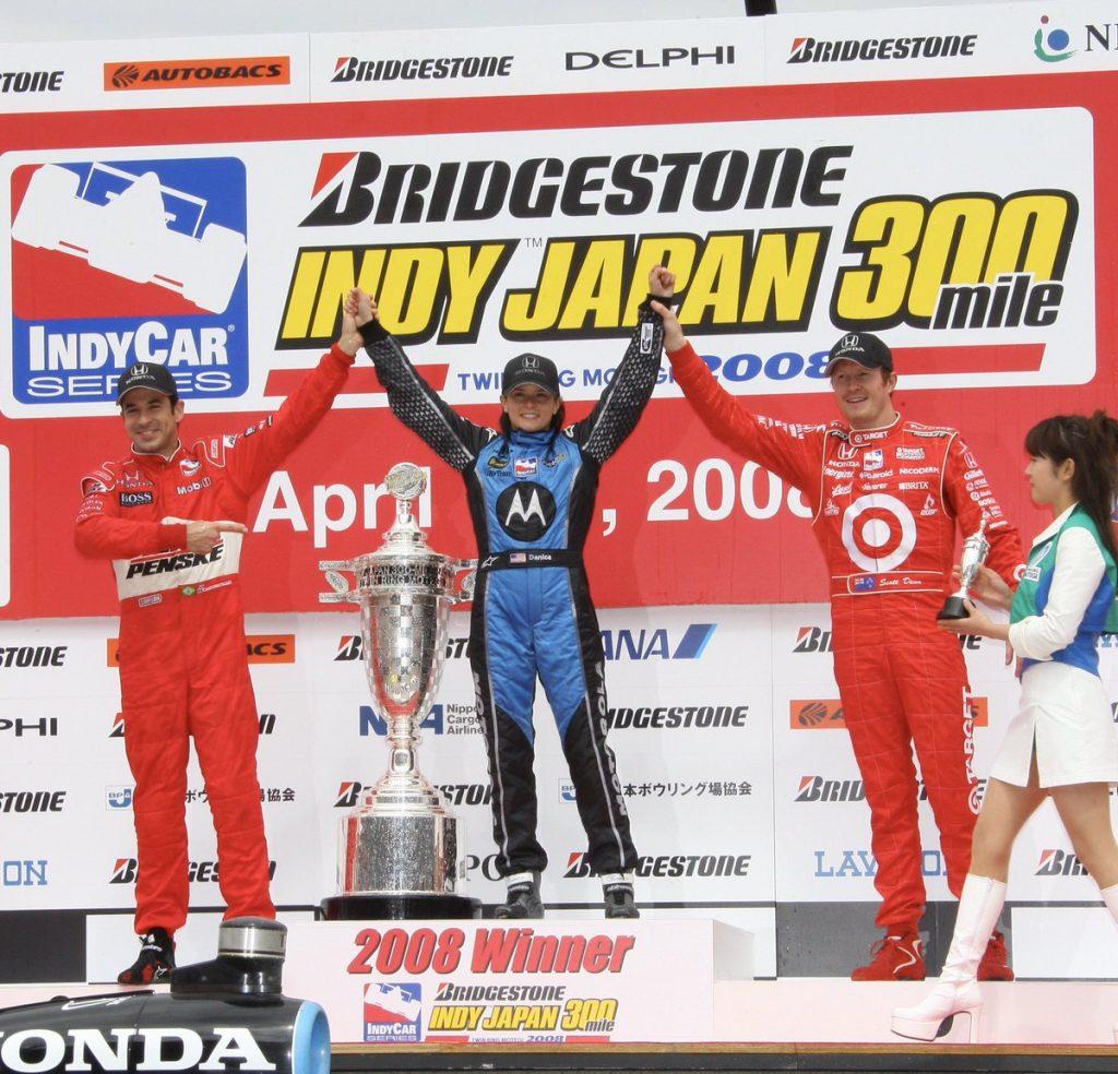 Indycar | Danica Patrick - 10 anni dallo storico trionfo a Motegi