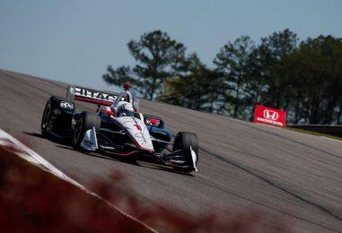 Indycar | GP Alabama: Pole position per Josef Newgarden