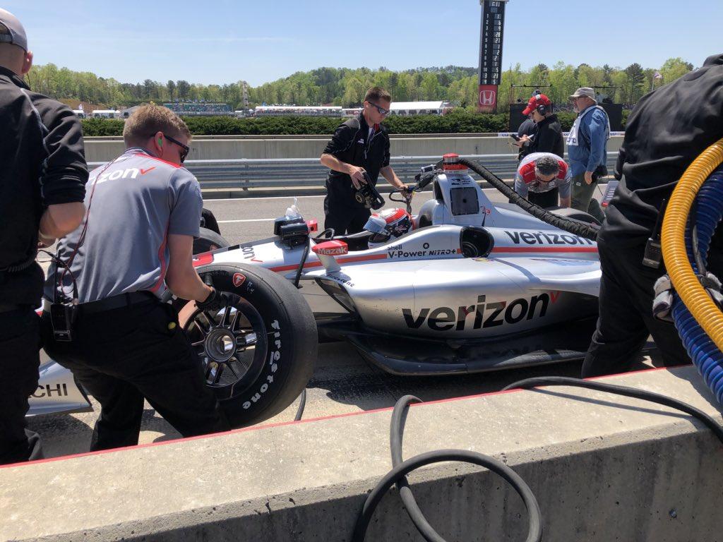 Indycar | Power ancora il più veloce nelle FP3