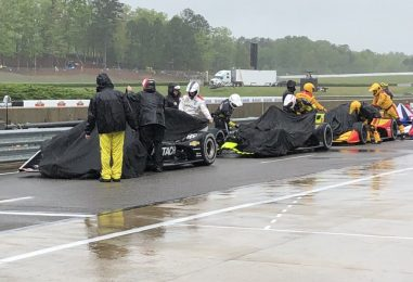 Indycar | GP Alabama: Gara sospesa per pioggia