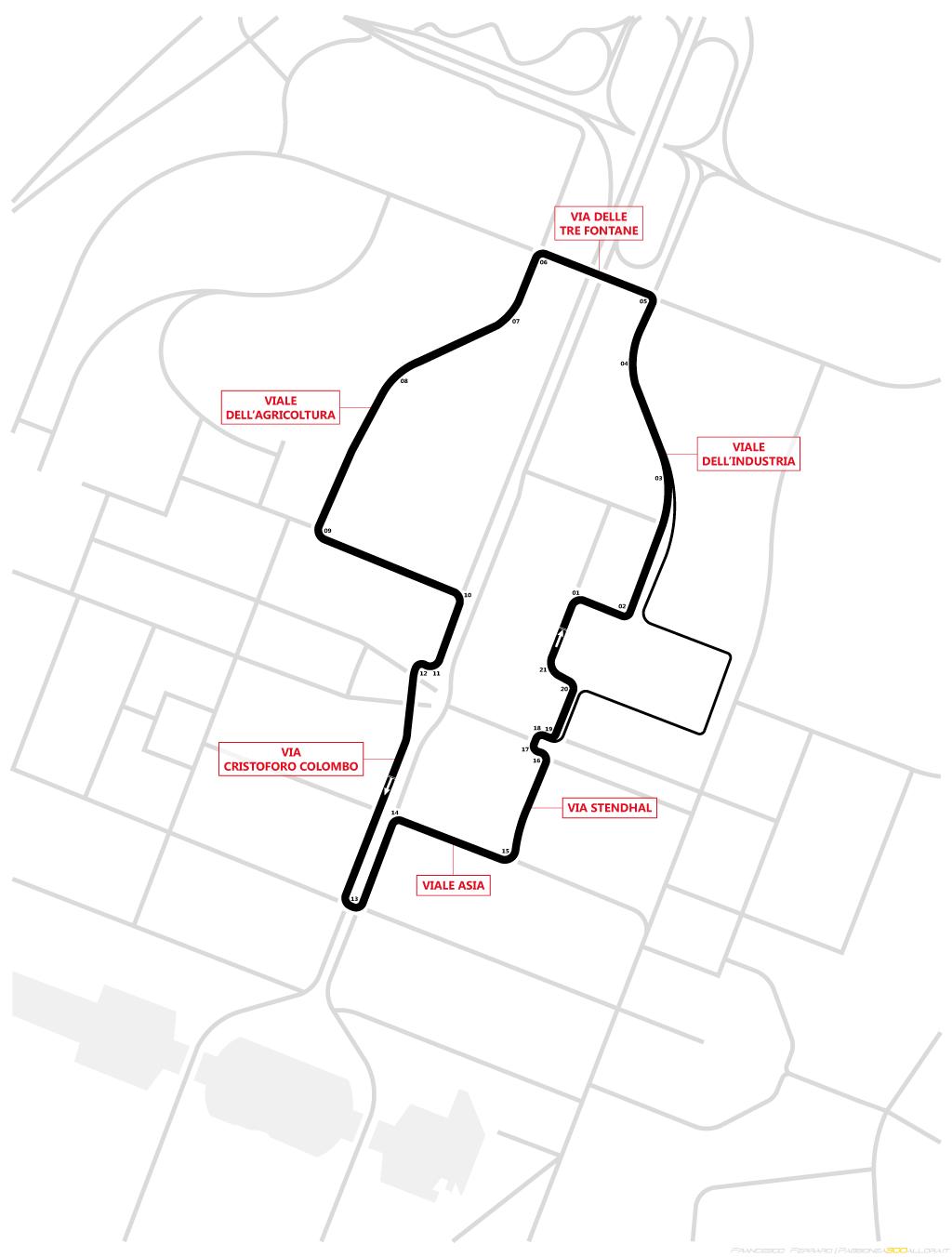 Formula E   Rome ePrix 2018 - Anteprima 1