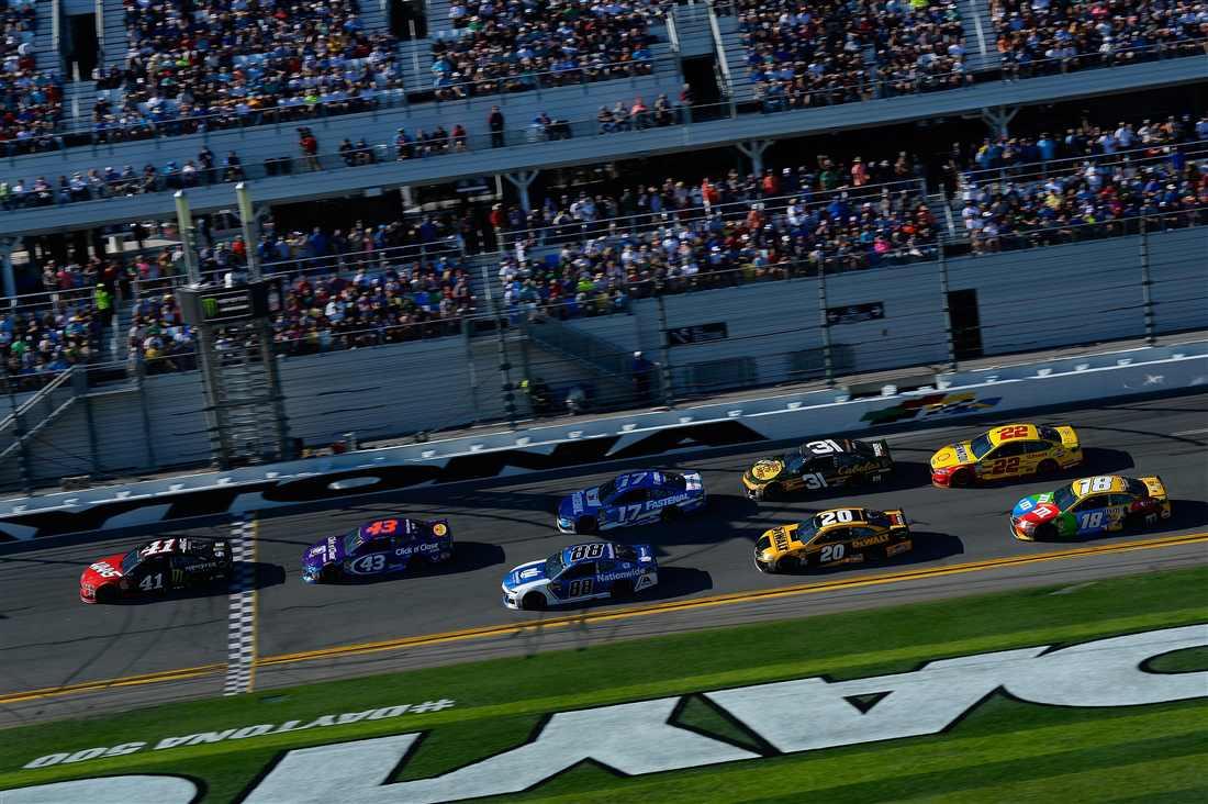 NASCAR | Pubblicato il calendario 2019 della Cup Series