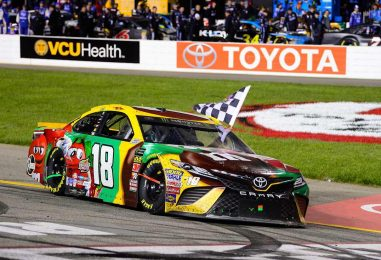 NASCAR | Richmond: sempre Busch, solo Busch, ancora Busch!