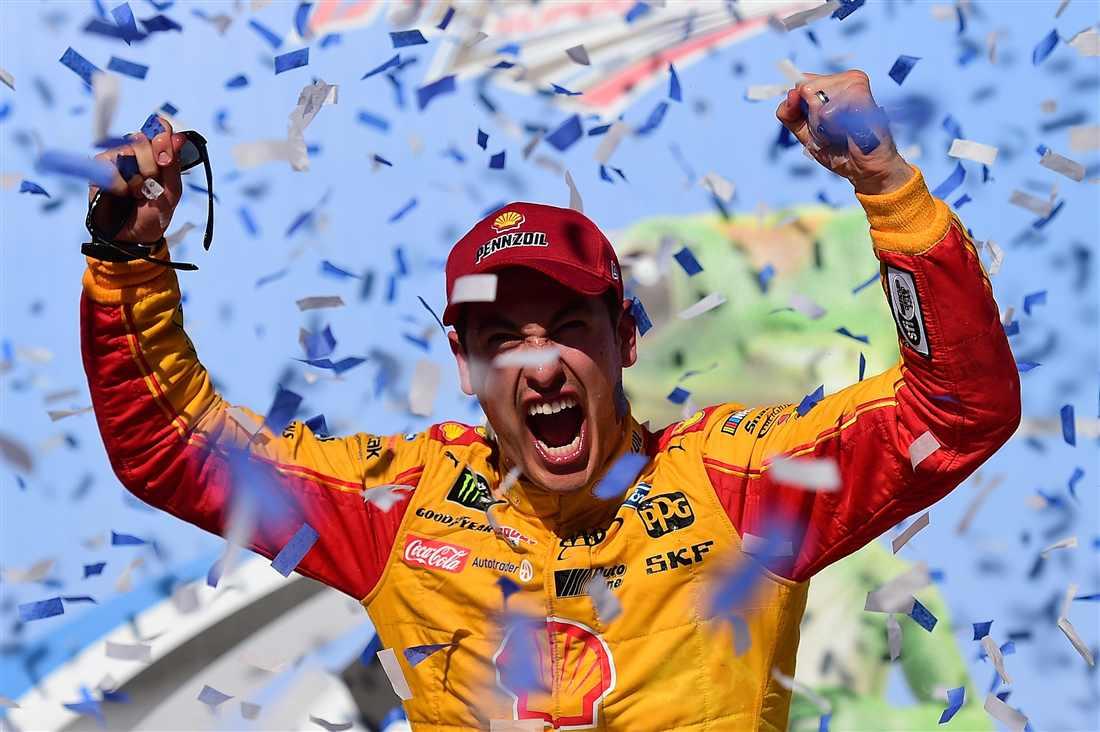 NASCAR | Logano ritorna alla vittoria a Talladega!