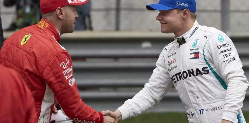 """<span class=""""entry-title-primary"""">Altra gara condizionata. Ma occhio alla Mercedes</span> <span class=""""entry-subtitle"""">Fino all'arrivo della Safety il team campione aveva ribaltato la situazione</span>"""