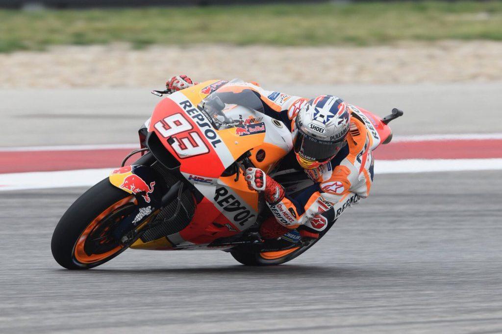 MotoGP | GP Americas: sesta pole per Márquez ad Austin