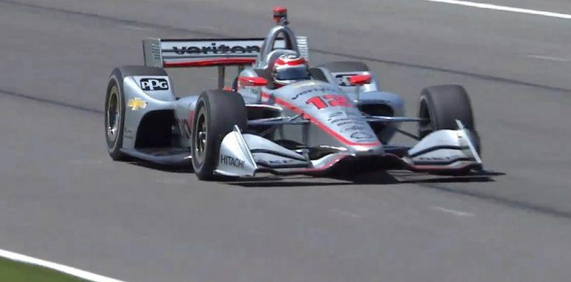 """<span class=""""entry-title-primary"""">Indycar   GP Alabama: Miglior tempo per Power nelle FP1</span> <span class=""""entry-subtitle"""">Due testacoda per Rossi e Newgarden durante le prove</span>"""