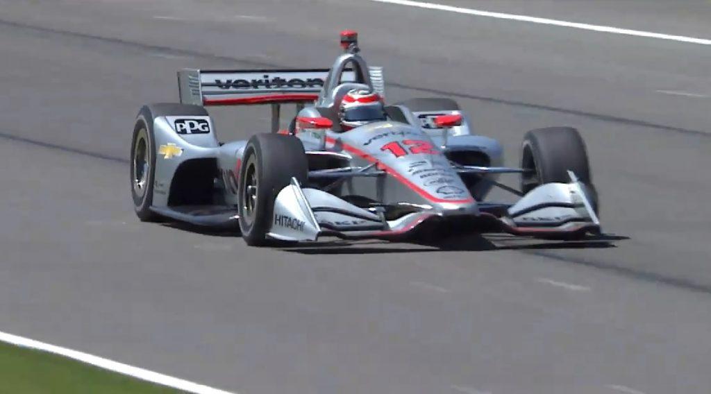 Indycar | GP Alabama: Miglior tempo per Power nelle FP1