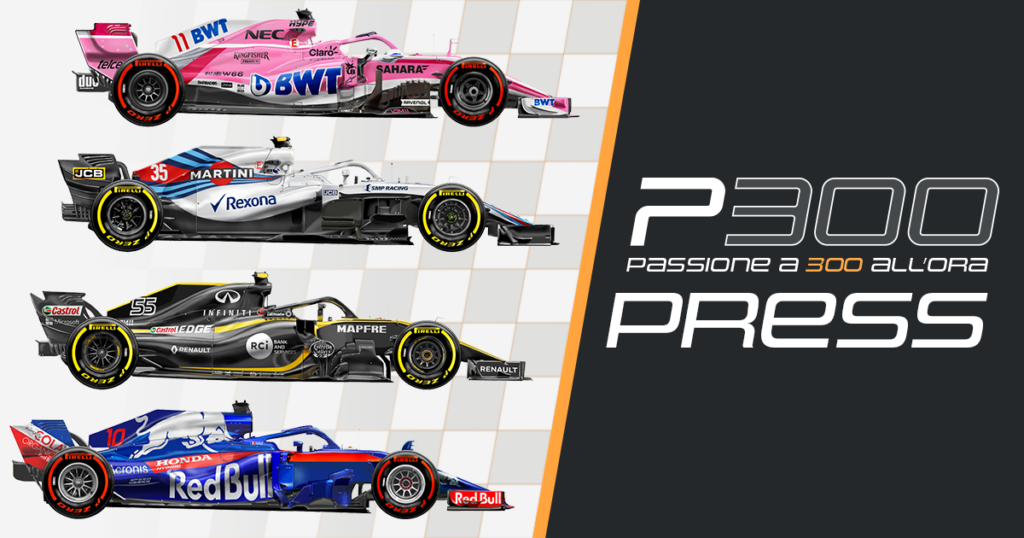 F1 | GP Italia, libere: la parola a Force India, Williams, Renault e Toro Rosso