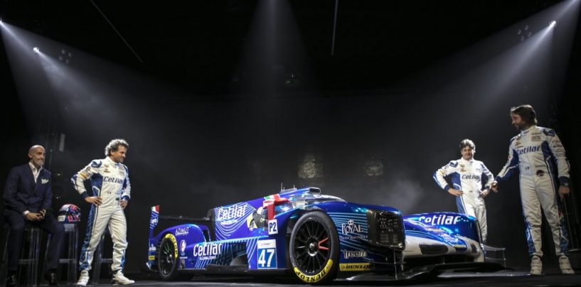 """<span class=""""entry-title-primary"""">Svelata la Dallara P217 #47 del Cetilar Villorba Corse</span> <span class=""""entry-subtitle"""">Il team italiano ha presentato la stagione sportiva 2018</span>"""
