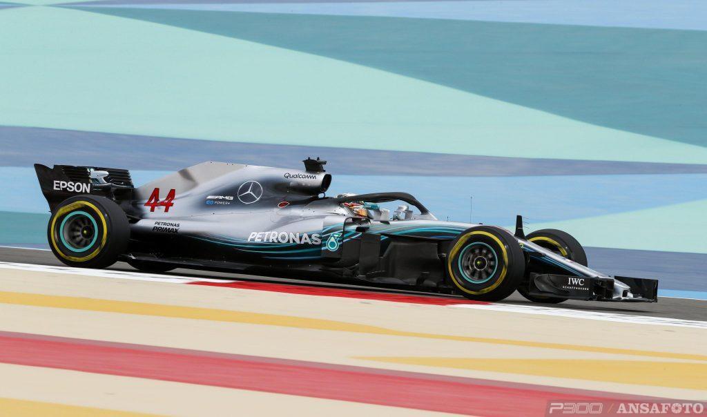 F1 | Hamilton penalizzato di cinque posizioni in Bahrain per sostituzione del cambio