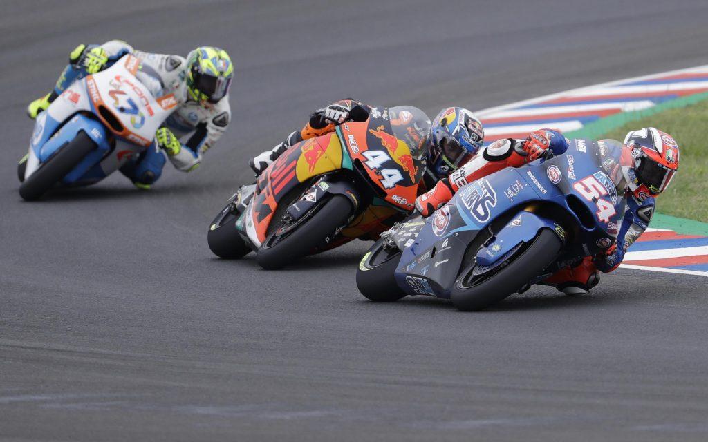 Moto2 | GP Argentina: Pasini torna a vincere alla sua 100a gara