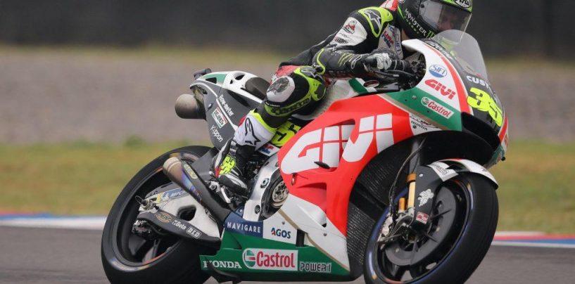 "<span class=""entry-title-primary"">MotoGP | GP Argentina: Caos regolamentare, vince Crutchlow</span> <span class=""entry-subtitle"">Terza vittoria nel mondiale per l'inglese. Gara fin troppo sopra le righe per Márquez</span>"